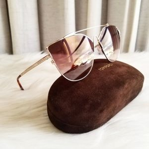 Tom Ford Jacqueline-02 Sunglasses